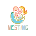 嬰兒Logo