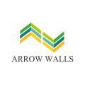 Arrow Walls  logo