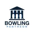 Bowling Pantheon  logo