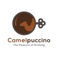 Camelpuccino  logo