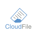 Cloud File  logo