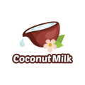 椰奶Logo