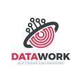 Data Work  logo
