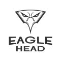 鷹的頭Logo