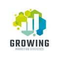 Growing Stats  logo