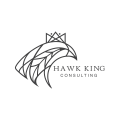 Hawk King  logo