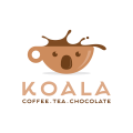 Koala Coffee  logo