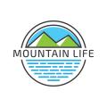 山上生活Logo