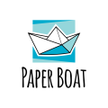 紙船Logo