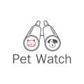 寵物看Logo