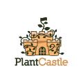 Plant Castle  logo