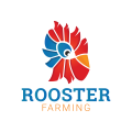 Rooster Farming  logo