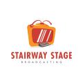 樓梯階段Logo