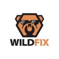 野生的修復Logo