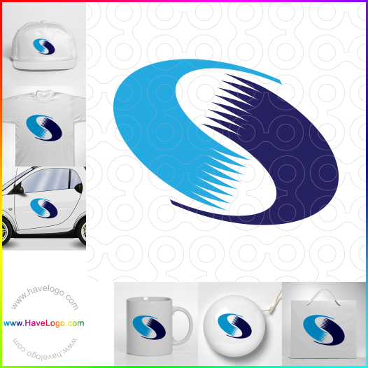 抽象logo設計 - ID:52724