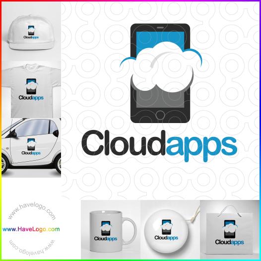 cloud computing logo - ID:52840