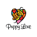 puppy love  logo
