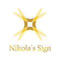抽象的logo