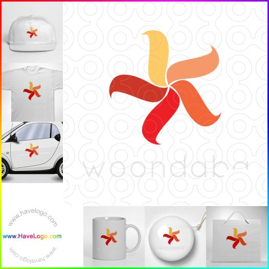 火logo設計 - ID:324