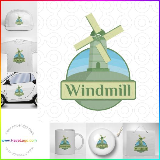 wind logo - ID:52054