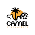 Camel Productions  logo
