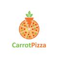 胡蘿蔔披薩Logo