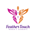 Feather Touch  logo