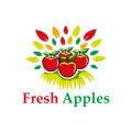 Fresh Apples  logo