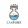 實驗堡Logo