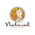 自然癒合Logo