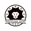 海王星獅子Logo