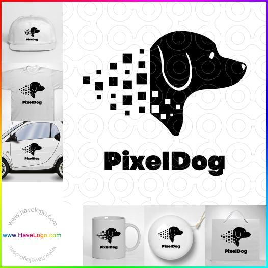 狗logo設計 - ID:65655