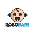 Robo Baby  logo
