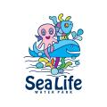海上的生活Logo