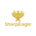 Sharp Eagle  logo
