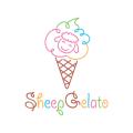 Sheep Gelato  logo