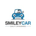 Smiley Car  logo