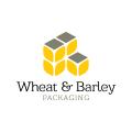 小麥和大麥Logo