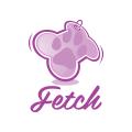 狗骨頭Logo