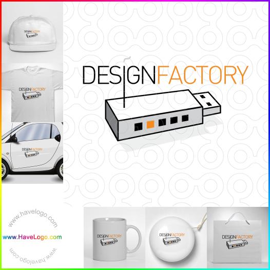 工廠logo - ID:448