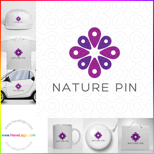 petal logo - ID:49987