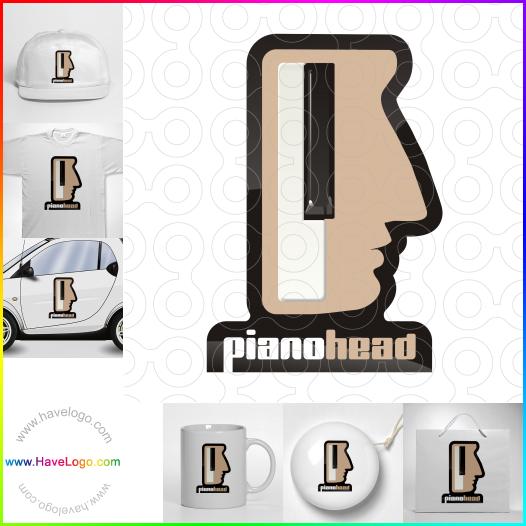 piano logo - ID:59872