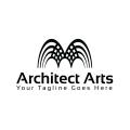 建築物logo