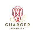 充電logo