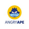 Angry Ape  logo