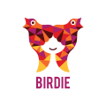 小鳥Logo
