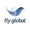 Fly Global  logo