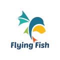飛魚Logo