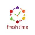 新鮮的時間Logo