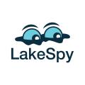 湖的間諜Logo